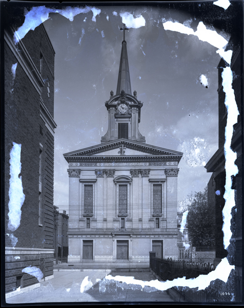 Picture of St. Augustine Church on Bank Street
